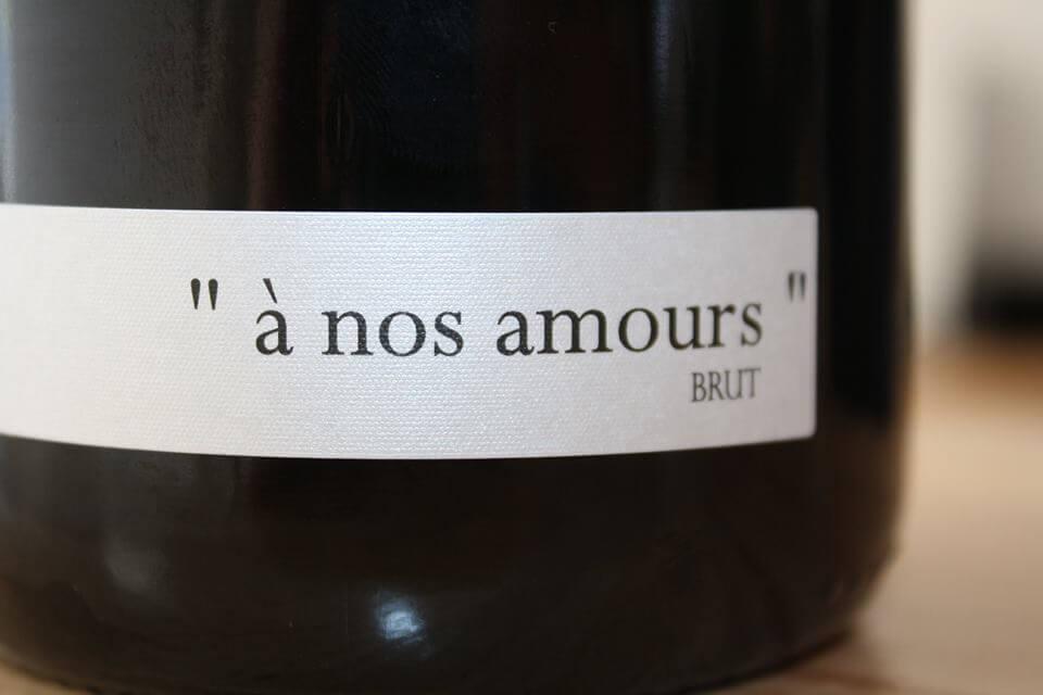 """""""à nos amours"""""""