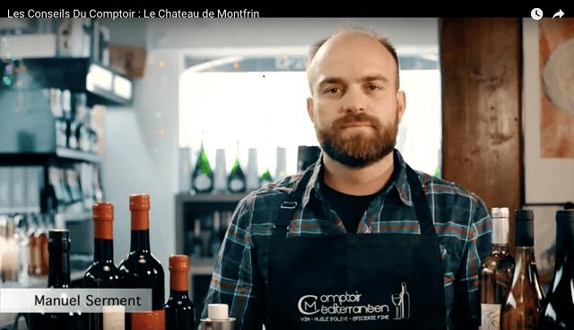 Les vins du Château de Montfrin à l'honneur au Comptoir Méditerranéen