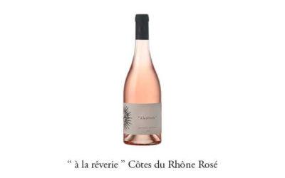 Nouvelle cuvée au Château de Montfrin « à la rêverie » rosé
